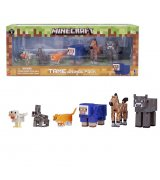 Игровая фигурка Jazwares Minecraft Tame Animal набор 6 шт (16588M)