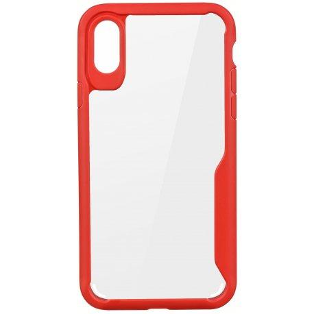 Чeхол WK для Apple iPhone XS (WPC-109) Red