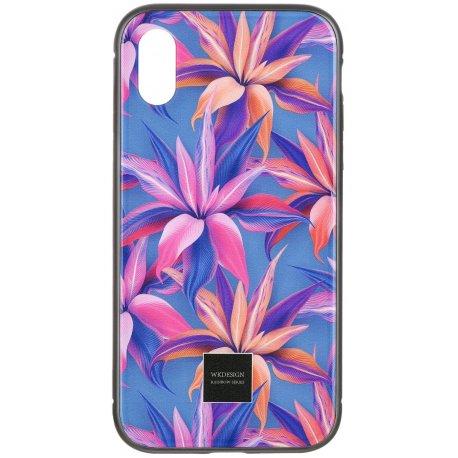 Чeхол WK для Apple iPhone XS (WPC-107) Jungle (CL15934)