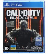 Игра Call of Duty: Black Ops III для Sony PS 4 (русская версия)