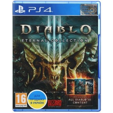 Игра Diablo III: Eternal Collection для Sony PS 4 (русская версия)