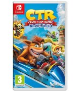 Игра Crash Team Racing Nitro-Fueled для Nintendo Switch (английская версия)