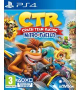 Игра Crash Team Racing Nitro-Fueled для Sony PS 4 (английская версия)