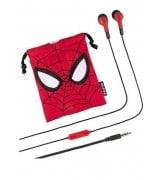 Наушники eKids/iHome Marvel SpiderMan Mic Mic (VI-M15SM.FXV7)