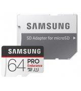 Карта памяти Samsung microSDHC 64GB PRO Endurance UHS-I Class 10 (MB-MJ64GA/RU)