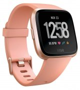 Смарт часы Fitbit Versa Fitness Watch Peach/Rose Gold Aluminum (FB505GMBK)