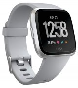 Смарт часы Fitbit Versa Fitness Watch Gray / Silver Aluminum (FB505SRGY)