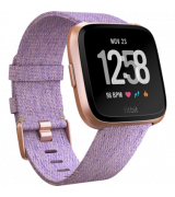 Смарт часы Fitbit Versa Fitness Watch Special Edition Lavander Woven (FB505RGLV)