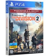 Игра Tom Clancy's The Division 2. Washington D.C. Edition для Sony PS 4 (русская версия)