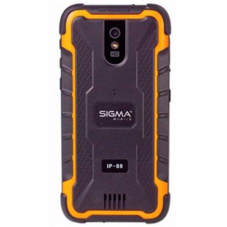 Sigma mobile X-treme PQ29 Black-Orange