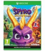 Игра Spyro Reignited Trilogy для Microsoft Xbox One (английская версия)