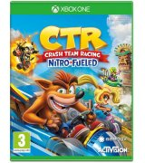 Игра Crash Team Racing: Nitro-Fueled для Microsoft Xbox One (английская версия)