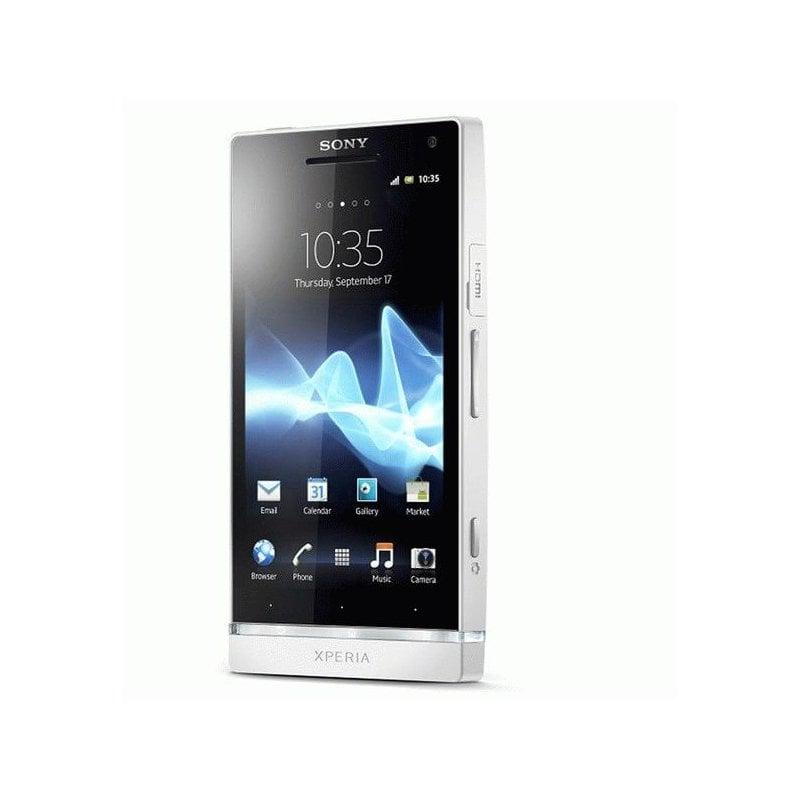 Sony Xperia S LT26i White