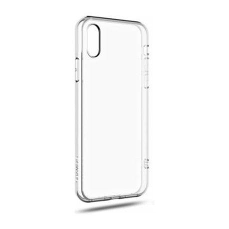 Чехол Clear Case для Apple iPhone XS Transparent