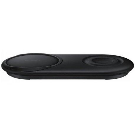 Беспроводное зарядное устройство Samsung Wireless Charger Duo (EP-P5200TBRGRU) Black