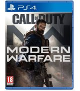 Игра Call of Duty: Modern Warfare для Sony PS 4 (русская версия)