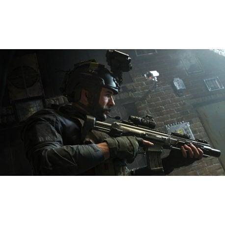 Игра Call of Duty: Modern Warfare для Sony PS 4 (русская версия)