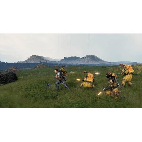 Игра Death Stranding для Sony PS 4 (русская версия)
