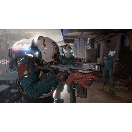 Игра Cyberpunk 2077 для Sony PS 4 (русская версия)