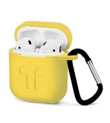 Чехол Silicone Case для Apple AirPods Yellow