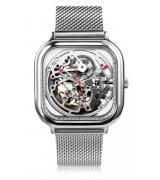 Наручные часы Xiaomi CIGA Design Full Hollow Mechanical Watches Silver
