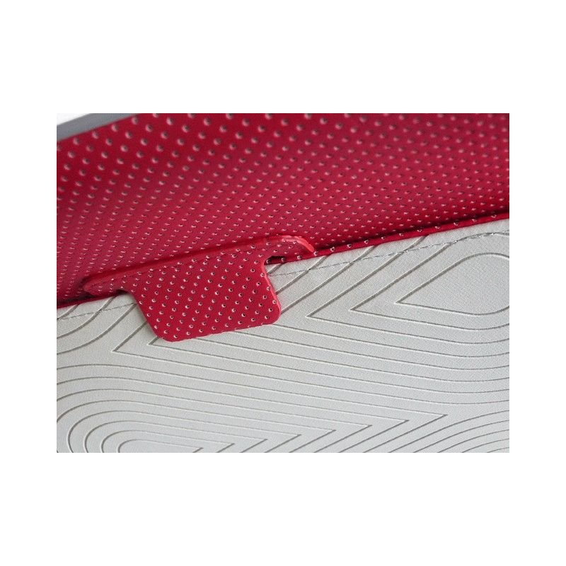 Чехол Puro iPad 2/3 Golf Booklet Cover Red