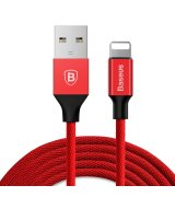 Кабель Baseus Yiven Lightning Cable 1.2m Red