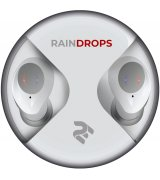 2E RainDrops True Wireless Waterproof Mic White (2E-EBTWRDWT)