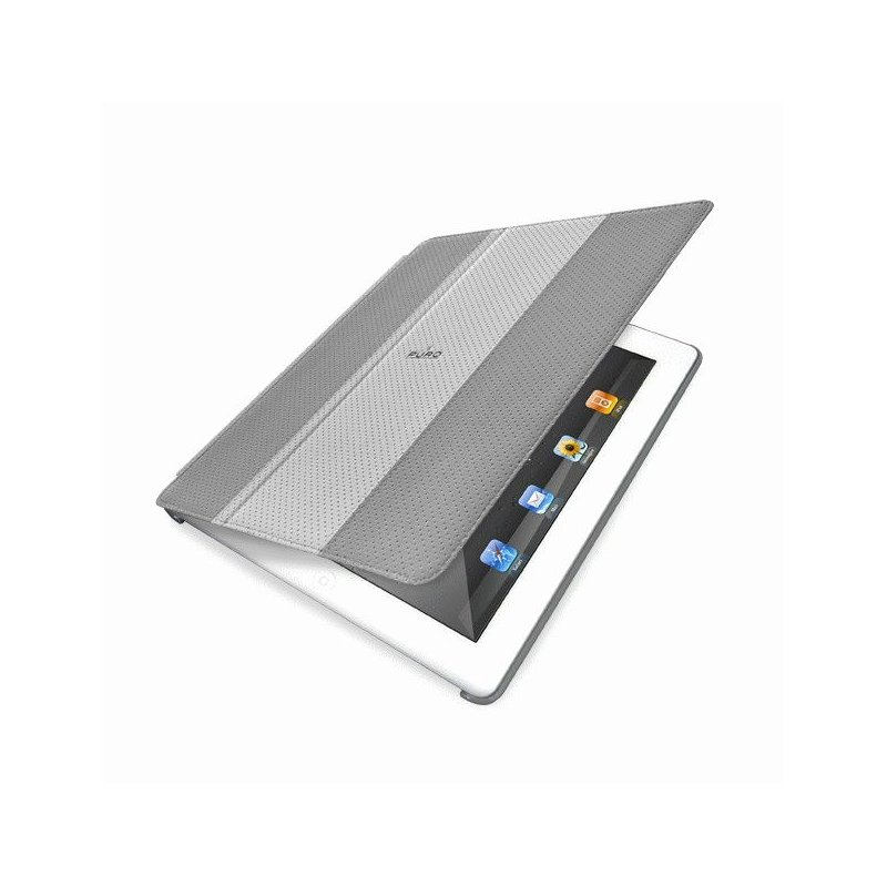 Чехол Puro iPad 2/3 Golf Booklet Cover Gray