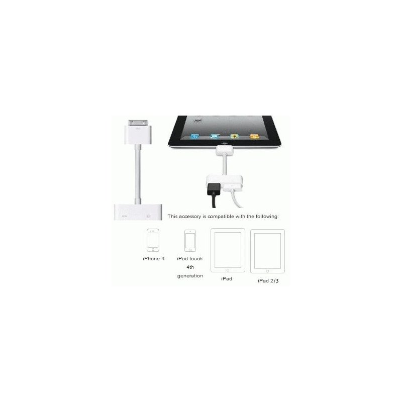 Apple Digital AV Adapter (MC953)