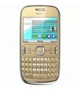 Nokia Asha 302 Light Gold