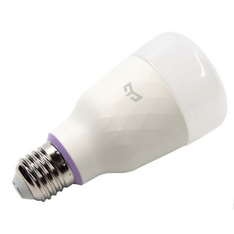 Умная лампа Xiaomi Yeelight LED Smart Colorful Wi-Fi Bulb 2nd Gen E27 (YLDP06YL) (DP0060W0CN/DP0062W0CN)
