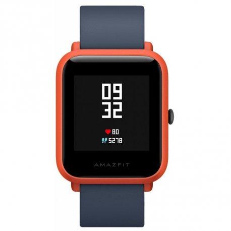Умные часы Amazfit Bip Cinnabar Red (UYG4022RT)