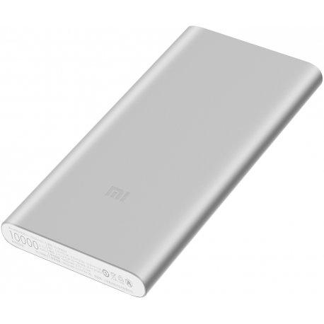 Xiaomi Mi Power Bank 2s 10000 mAh 2USB QC2.0 (PLM09ZM) Silver (VXN4231GL)