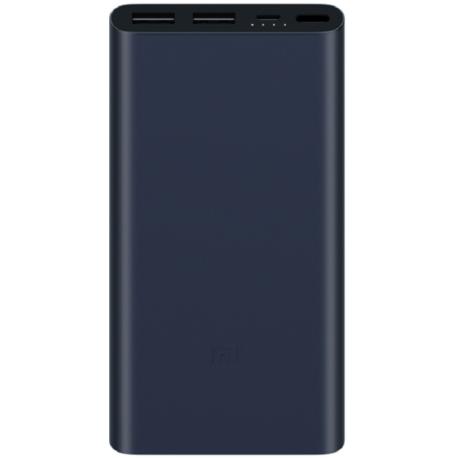 Xiaomi Mi Power Bank 2s 10000 mAh 2USB QC2.0 (PLM09ZM) Black (VXN4230GL)
