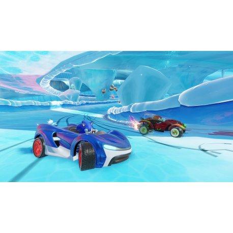 Игра Team Sonic Racing для Sony PS4 (русские субтитры)