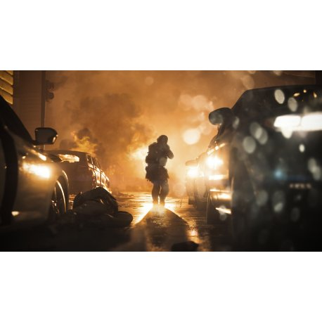 Игра Call of Duty: Modern Warfare Dark Edition для Sony PS4 (русская версия)