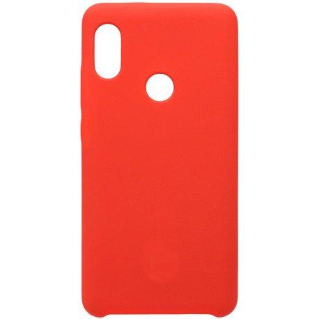 Накладка Silicone Case для Xiaomi Redmi Note 5 Red