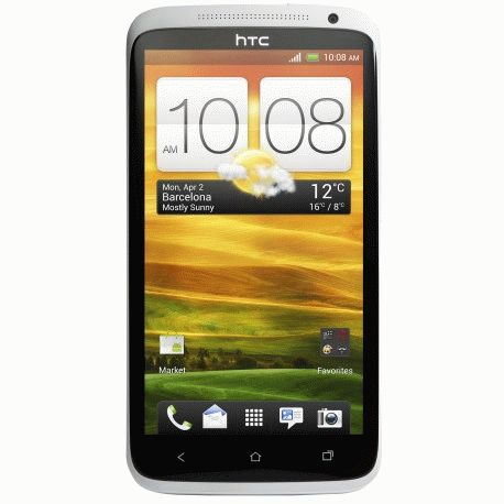 HTC One X S720e White EU