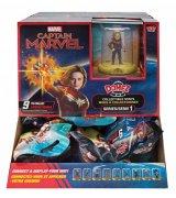 Коллекционная фигурка Jazwares Domez Marvel's Captain Marvel S1 сюрприз (DMZ0147)