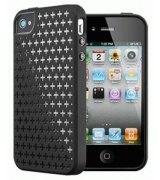 SGP iPhone 4/4s Case Modello Series Soul Black черный
