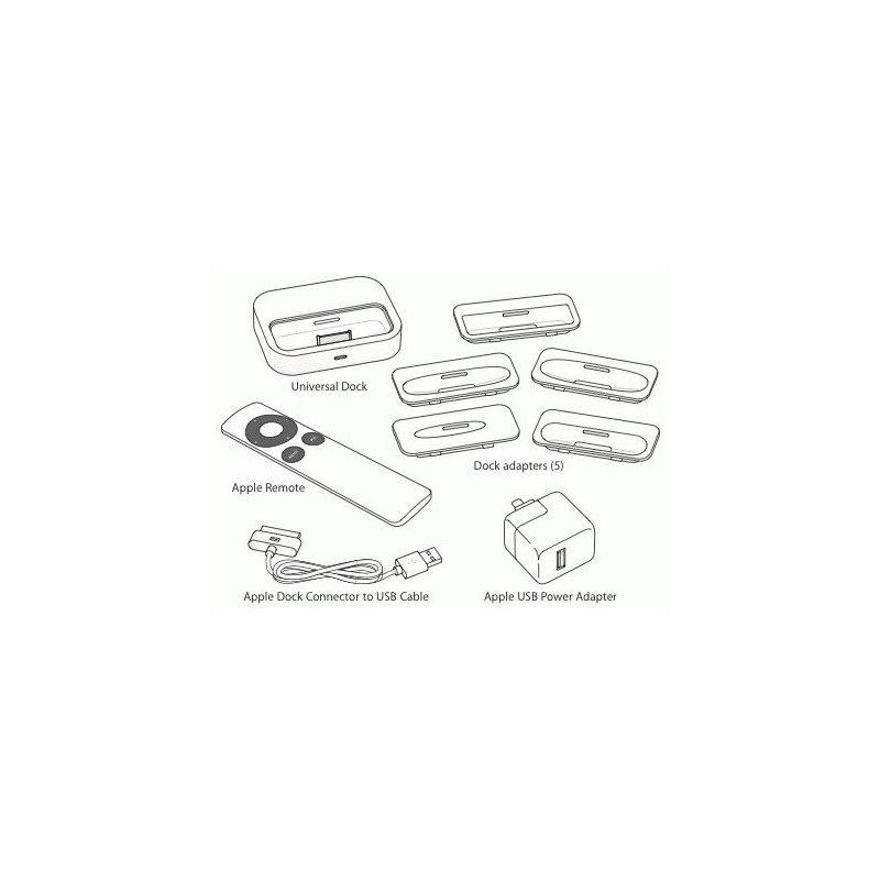 Apple Universal Dock (MC746)