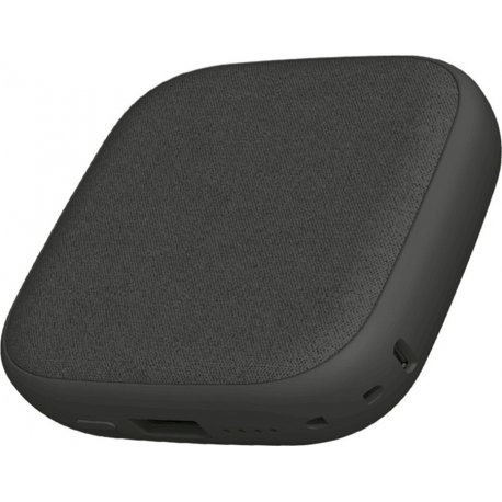 Внешний аккумулятор с беспроводной зарядкой Xiaomi Solove Power Bank W5 10000 mAh Wireless Charging Black