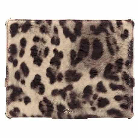 Чехол Viva iPad 2/New iPad 3 Vercaso Lujo Leopardo Ivory Cream