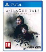 Игра A Plague Tale: Innocence для Sony PS 4 (русские субтитры)