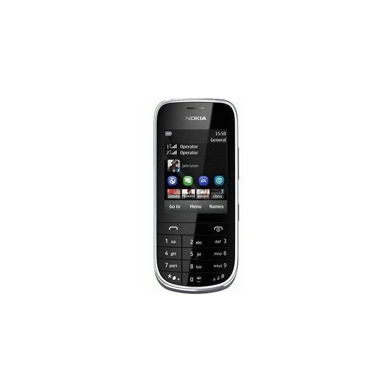 Nokia Asha 202 Gray