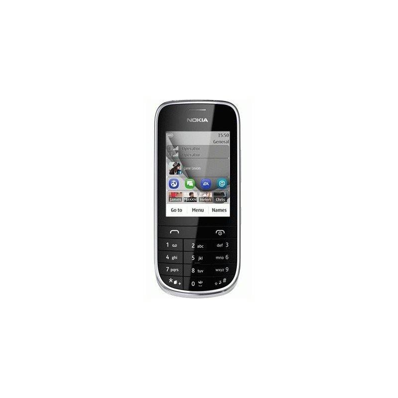 Nokia Asha 202 White