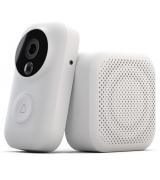Умный видеозвонок Xiaomi Zero Smart Doorbell White (FJ01MLTZ)