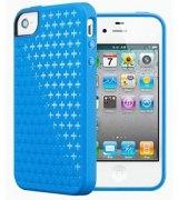 SGP iPhone 4/4s Case Modello Series Hawaian Ocean голубой