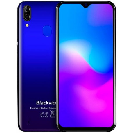 Blackview A60 Pro 3/16GB Blue